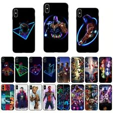 The Avengers Marvel Comics Superheroes case cover for Iphone 7 8 X XS MAX XR 11
