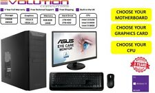 EVO PC Bundle 03 with choice of Motherboard and CPU WINDOWS 10