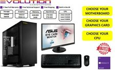 EVO PC Bundle 05 with choice of Motherboard and CPU WINDOWS 10
