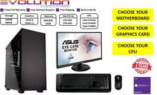 EVO PC Bundle 08 with choice of Motherboard and CPU WINDOWS 10