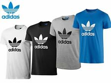 Adidas Originals California / Trefoil Short Sleeve Crew Neck Mens T-Shirt New