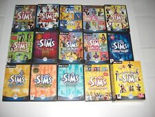 The Sims 1 / Expansion Pack Pc Sims1 Base game / Individual Add-On Simms Packs