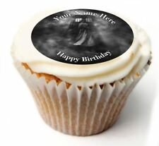Doctor Who Birthday Cupcake Toppers; x20 Rice Paper or Icing, Personalised. 48