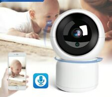 Baby Monitor Auto Tracking Home Security HD 1080P WIFI IP Camera 1.0MP 2MP