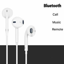 Wired Bluetooth Earphones Headphones For iPhone 8 7 6 6S Plus X XR XS SE no box