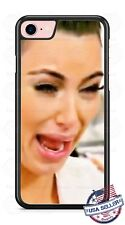 Funny Kim Kardashian Crying Phone Case fits iPhone Samsung LG Google HTC etc