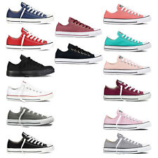 Converse Chuck Taylor all Star Ox Women's Sneakers Trainers Low Shoes Chucks