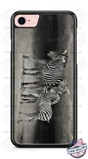 Exotic Family of Zebras Animal Phone Case for iPhone Samsung LG Google HTC etc