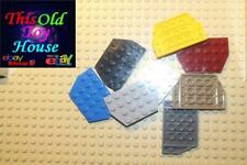 LEGO 32509 4X6 WEDGE PLATE Choice Of Color Pre-Owned or NEW