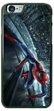 The Amazing Spider-man on Building Phone Case Cover for iPhone Samsung etc.