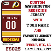 Washington Redskins Phone Case Cover for iPhone X 8 PLUS iPhone 7 6 ipod 6 etc.