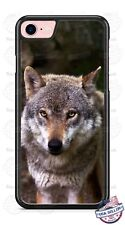 Gray Wolf Canis Lupus Predator Phone Case fits iPhone Samsung LG Google HTC etc