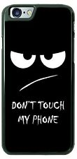 Don't Touch My Phone Design Phone Case for iPhone Samsung Google LG HTC etc