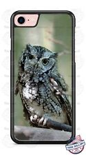 Eastern Screech Owl Bird Phone Case for iPhone Samsung LG Google HTC etc