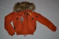 AUTHENTIC PARAJUMPERS GOBI WOMEN JACKET RUST SIZE S SMALL BRAND NEW