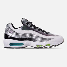 huge discount ec78d fc596 AUTHENTIC Nike Air Max 95 LV8 Black Ember Glow Lime Blast AO2450 100 Men  size