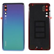OEM Back Battery Housing Cover with Camera Lens Ring Cover for Huawei P20 Pro