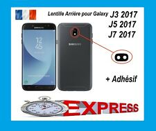 Lentille Appareil Photo Samsung J3 2017 J5 2017 J7 2017  Camera Glass Lens Back