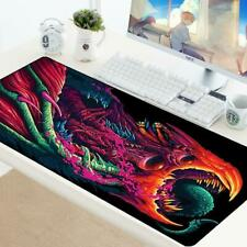 Large Size Gaming Mouse Pad Mat Grande for CS GO Hyper Beast Gamer XL XXL Comput
