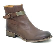 KICKERS PUNKING Bottines Boots Marron cuir femme 577300 - 50 9 Taille 36