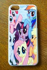 Cute My Little Pony Back Hard Case For iPhone iPod Touch Sony Samsung Phone GIFT