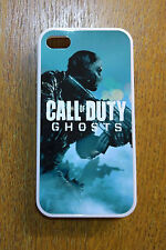 Call of duty ghosts Parody Style For iPhone iPod Touch Samsung Back hard case