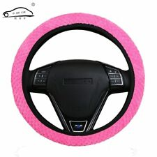 Pearl Velvet Winter Universal Soft Warm Plush Car Steering Wheel Cover
