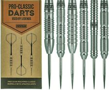 PENTATHLON™ PRO-CLASSIC 2 TUNGSTEN Darts SET Dart, Stems, Flights -  23g, 24g