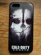 For iPhone iPod Touch Samsung Phone Call Of Duty Ghosts Parody Back Hard Case