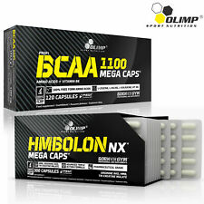 BCAA + HMBOLON Branched Chain Amino Acids HMB Anticatabolic Muscle Mass Growth