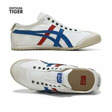 finest selection 2c38f d382d Asics Onitsuka Tiger Mexico 66 Slip On Black White Womens ...