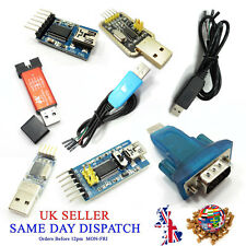 USB to Different Connector Serial Converter Adapter Adaptor Cable Module TTL