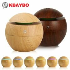 Best Aroma Essential Oil Diffuser Ultrasonic Cool Mist Humidifier Air Purifier