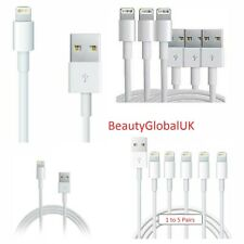 USB Data Sync Lightning Charger Cable For Phone 6S+ iPad Air 4 5 Mini iPod Lot