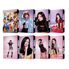 KPOP TWICE Album FANCY YOU Lomo Card Photo Card Poster Bookmark PhotoCard