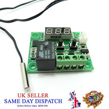 12V 20A Digital LED Temperature Controller 0-110C Thermostat Switch