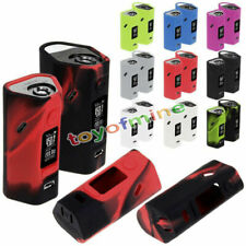 2pcs/set Silicone Case Cover Sleeve for Wismec Reuleaux RX2/3 150W/200W Shield