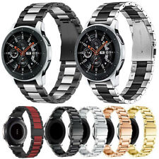 Stainless Steel Metal Watch Band For Huawei Watch GT Active & Watch 2 Pro Strap