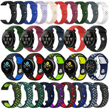Silicone Band Watch Strap 22mm Wristband For Samsung Galaxy Watch 46mm Gear S3