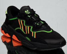 adidas Originals Ozweego Mens Core Black Casual Lifestyle Sneakers Shoes EE5696