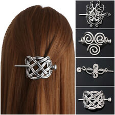 Hair Product  Barrettes  Hair Clips Jewelry Vintage  Knots Crown Hairpins