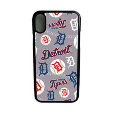 DETROIT TIGERS  iPhone X XS XR Case iPhone 5,Samsung S9 S10 Case Google