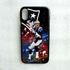 New England Patriots Tom Brady iPhone X XS XR Case iPhone 5,S9 S10 Google pixel