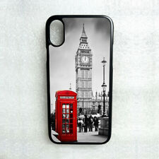 British London Telephone Box iPhone X XS XR Case iPhone 5,S9 S10 Google pixel