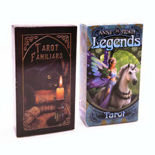 Tarot Cards Deck Playing Card Board Game Legends Tarot With Colorful