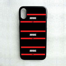 Hot Adidas12Red Strip iPhone X XS XR Case iPhone 5,S9 S10 Google pixel