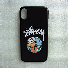 Stussy 8 ball  iPhone X XS XR Case iPhone 5,S9 S10 Google pixel