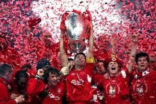 Liverpool Champions League European Cup Winners 2005 Photograph Picture Print