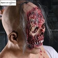 bloody Cosplay Mask Halloween Mask Party Mask Adult Scary Horror Costume Fancy D