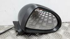 2010 VAUXHALL CORSA 3 Door Grey Right Drivers Side Wing Mirror GAL
